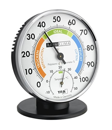 TFA Dostmann 45.2033 Präzisions Thermo-Hygrometer - 1